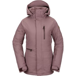 Volcom - Shelter 3D Stretch Jacket Rose Wood - Skijacken - Größe: M