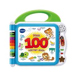 VTECH Mein 100-Wörter-Buch Lerncomputer, Mehrfarbig