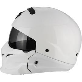 Scorpion Exo-Combat Solid Weiß