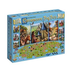 Hans im Glück Spiel, Carcassonne Big Box