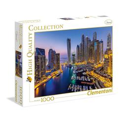 """Clementoni® Steckpuzzle High Quality Collection Puzzle """"Dubai"""", 1000 Puzzleteile"""