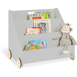 Pinolino® Bücherregal Lasse, grau