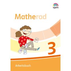 Matherad 3. Arbeitsbuch Klasse 3: Buch von