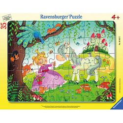 Ravensburger Im Land der kleinen Prinzessin Puzzle 35 Teile
