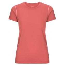 SUPER.NATURAL W BASE 175 T-Shirt 2019 tandoori/georgia peach - XL