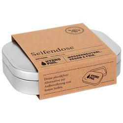 Hydrophil Seifendose – 100% plastikfrei – für feste Seifen Dose