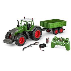 CARSON RC-Traktor Traktor mit Anhänger, 1:16, RTR