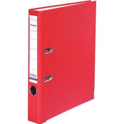 Falken Ordner PP-Color DIN A4 Rückenbreite: 50mm Rot 2 Bügel 9984162