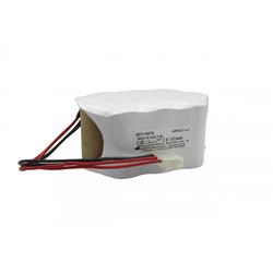 NC Akku passend für S&W Defibrillator DMS 700, 730, 750