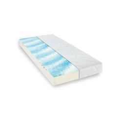 Matratzen Concord Komfortschaummatratze Sleepsy Kilig 90x200 cm H3 - fest bis 100 kg 18 cm hoch