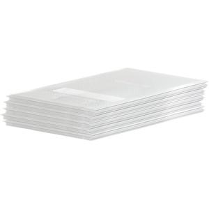 Rosenstein & Söhne Vakumierbeutel: 50 Profi-Folienbeutel für Balken-Vakuumierer, 15 x 20 cm (Beutel für Vakuumierer)