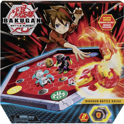 Bakugan Battle Arena, Spielfeld für Bakugan Fans mit exklusivem Bakugan