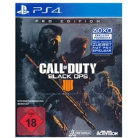 Call of Duty: Black Ops 4 - Pro Edition (USK) (PS4)