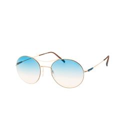 Silhouette 8694/75 3530, Runde Sonnenbrille, Damen