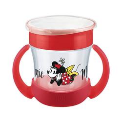 NUK Trinklernbecher Trinkbecher Minnie Mouse Evo Mini Magic Cup CL1