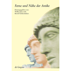 Ferne und Nähe in der Antike als Buch von