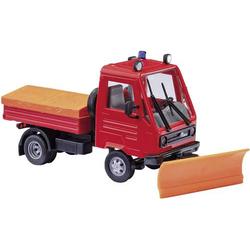 Busch 42225 H0 Multicar M26 Feuerwehr mit Schneeräumschild