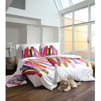 JANINE Modern Art 4102 bunt (135x200+80x80cm)
