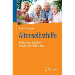 Altenselbsthilfe als Buch von Rainer Neubart