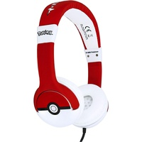 OTL Pokémon Pokeball KIDS HEADPHONES