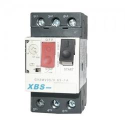 Motorschutzschalter Motorschutz MOV 0.63-1A MS-Schalter MOV2-1 XBS