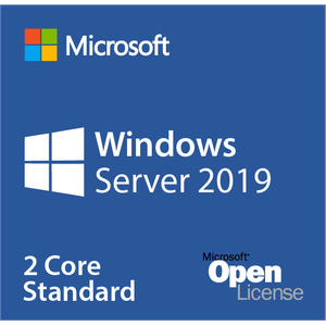 Microsoft Windows Server 2019 Standard - 2 Core Add-on Lizenz (AdditionalProduct )