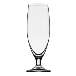 Stölzle Bierglas IMPERIAL (6-tlg), Kristallglas 375 ml - 19,8 cm