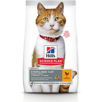 Hill's Science Plan Feline Young Adult Sterilised Huhn 1,5 kg