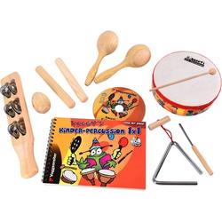 Voggenreiter Percussion-Set Voggys Percussion
