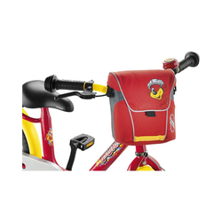 Puky Fahrradtasche Lenkertasche LT 2, rot rot