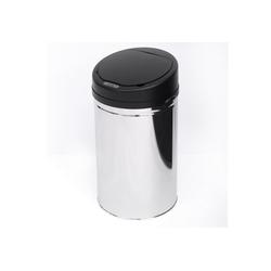 HOMCOM Mülleimer Abfalleimer mit IR Sensor und Inneneimer