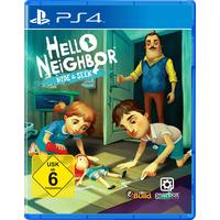Hello Neighbor Hide & Seek (ESRB) (PS4)