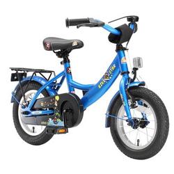bikestar Premium Sicherheits Kinderfahrrad 12 Classic Blau