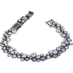 KONPLOTT Konplott Damen-Armband Inside Out Messing Weiß Weiß 32013012