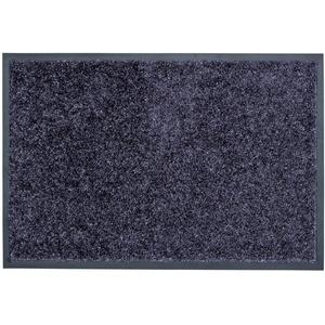 Astra Fussmatte Proper Tex blaugrau 90 cm x 150 cm