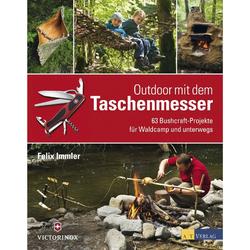 OUTDOOR MIT DEM TASCHENMESSER - Sachbuch