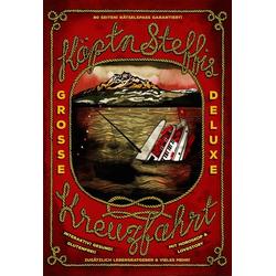 Käptn Steffis Kreuzfahrt als Buch von Käptn Steffi
