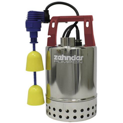 Zehnder Pumpen E-ZWM 65 KS 16921 Schmutzwasser-Tauchpumpe 8500 l/h 8.5m