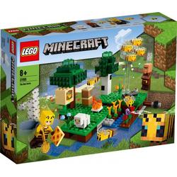 LEGO® Puzzle LEGO® Minecraft 21165 Die Bienenfarm, Puzzleteile