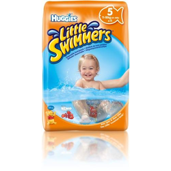 Huggies - Little Swimmers Schwimmwindeln Gr. 5/6, 11 Stück