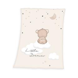 Kinderdecke Babydecke Little Dreamer, 75x100 cm, Herding