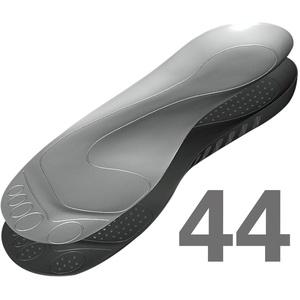 OrtoMalli Orthopädische Einlegesohlen Schuheinlagen Fußbett Schuh Einlagen, 44