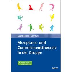 Akzeptanz- und Commitmenttherapie in der Gruppe