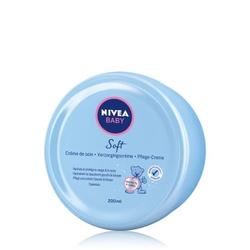 NIVEA BABY Soft  krem do ciała dla niemowląt  200 ml
