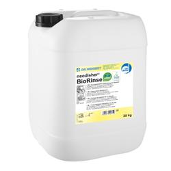 Dr. Weigert neodisher® BioRinse Klarspüler, Klarspülmittel zur maschinellen Klarspülung von Geschirr, 20 kg - Kanister