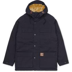 Carhartt Wip - Mentley Jacket Dark Navy - Jacken - Größe: M