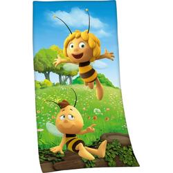Die Biene Maja Badetuch Biene Maja (1-St), mit Biene Maja Motiv