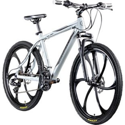 """Galano Blast 26 Zoll MTB Hardtail Mountainbike Fahrrad 26"""" Rad 21 Gang Bike... 46 cm, grau"""