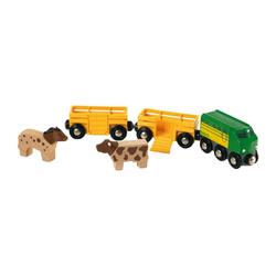 BRIO® Spielzeug-Zug Bauernhof 5-tlg.