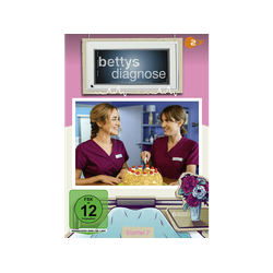 Bettys Diagnose - Staffel 7 DVD